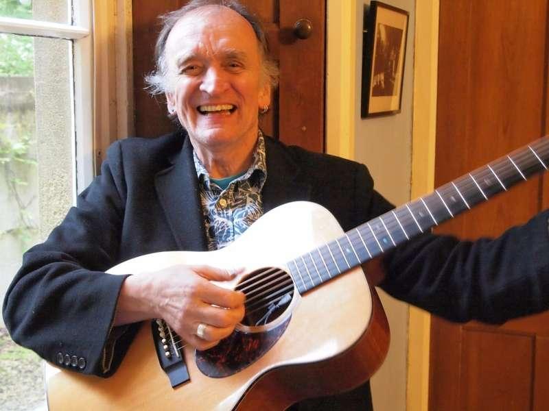 26th March 2017 Martin Carthy Walthamstow Folk Club